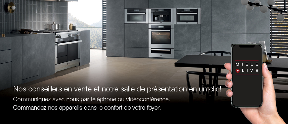 Miele Product Consultation