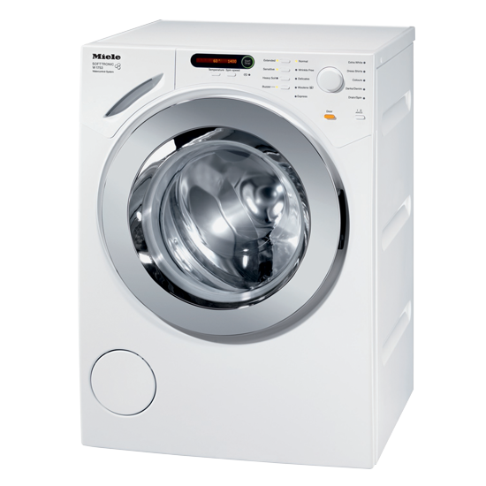 W 1753 Front-loading Washing Machine