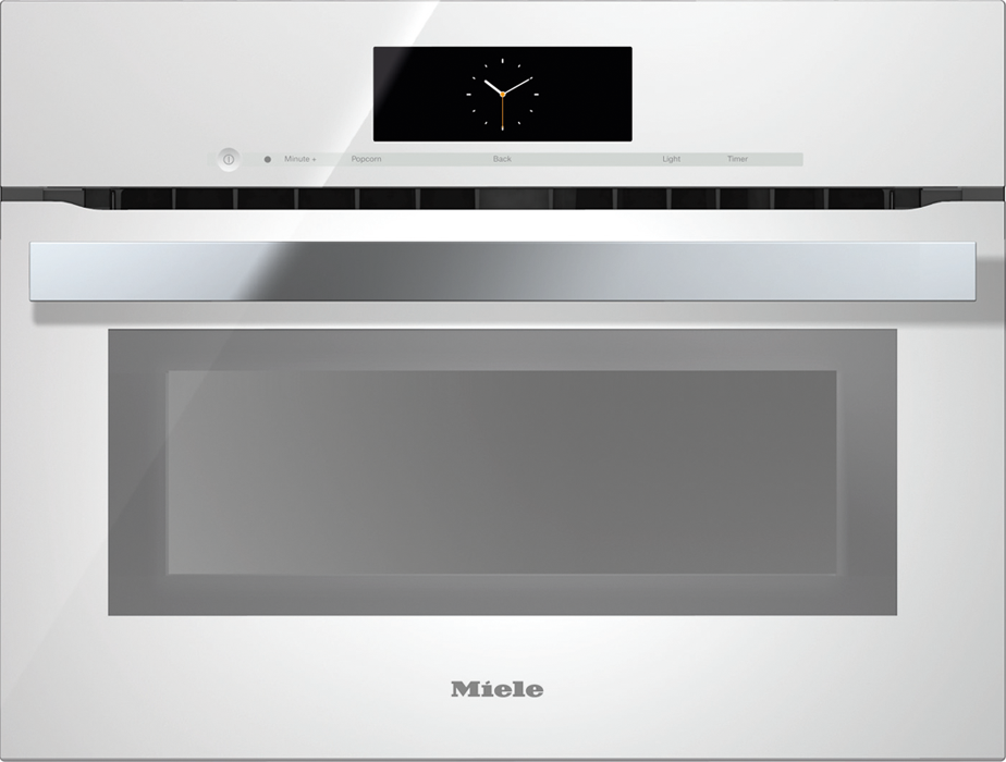 "24"" H 6800 BM Brilliant White PureLine M Touch Speed Oven"