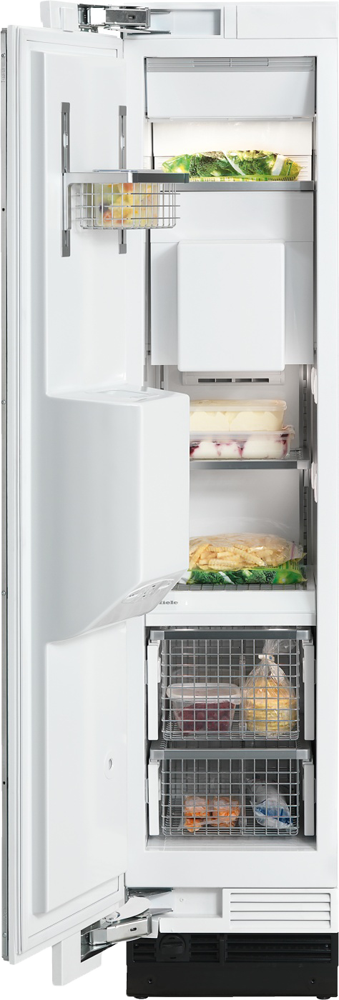 "18"" F 1473 Vi MasterCool Single Door Freezer,  Door-Mounted Ice/Water Dispenser"