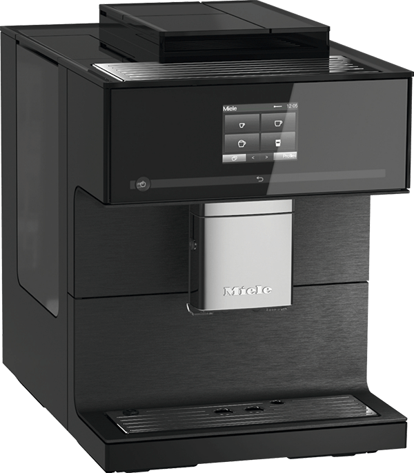 CM 7750 Countertop coffee machine With CoffeeSelect and AutoDescale for maximum flexibility
