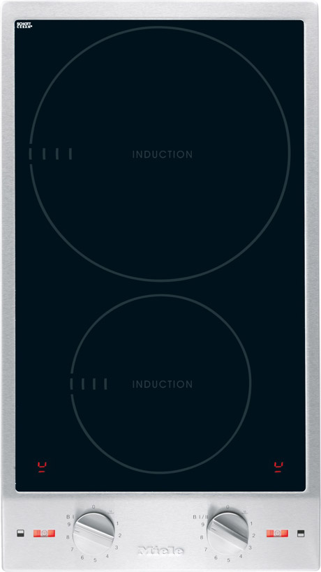 CS 1212 I ProLine element with two induction-heated cooking zones