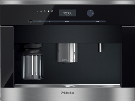 CVA 6401 Built-In Coffee Machine