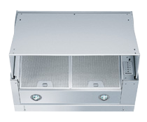 DA 186 Slot-in ventilation hood