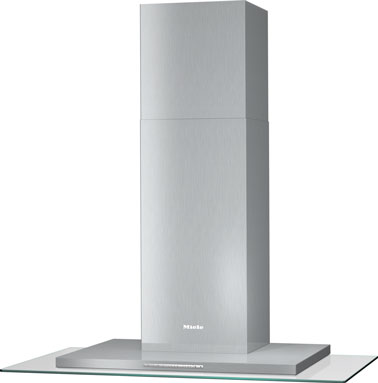 "DA5798 W 36"" Wall Hood with Flat Glass Design with Con@ctivity"