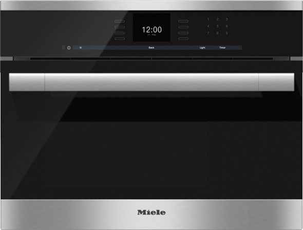 DG 6500 Built-In Steam Oven