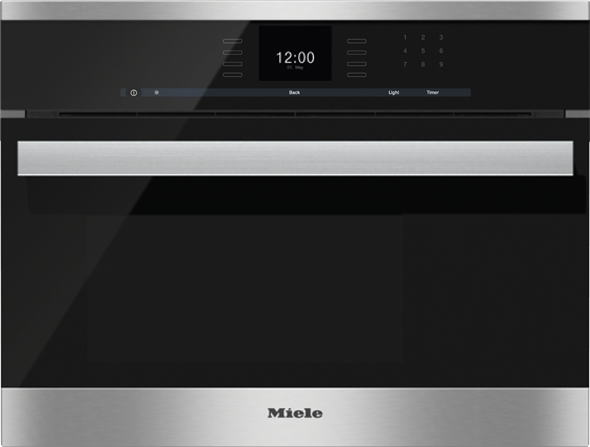DG 6600 Built-in Steam Oven
