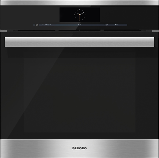 DGC 6865 AM Steam oven with fully-fledged oven function and XXL cavity