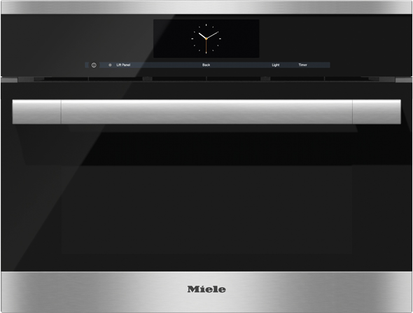 DGC 6700-1 Steam oven with fully- fledged oven function and XL cavity