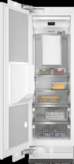 """F 2671 Vi  24"""" MasterCool freezer"""
