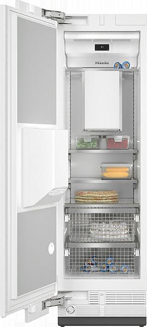 """F 2672 Vi  24"""" MasterCool freezer"""