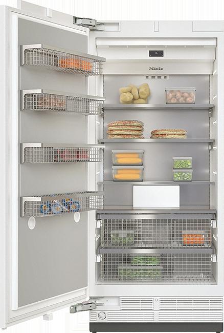 F 2912 Vi MasterCool freezer