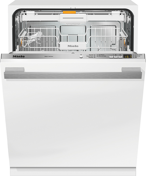G 4993 SCVi  Futura Classic Plus 3D Series Dishwasher (High Toe Kick)