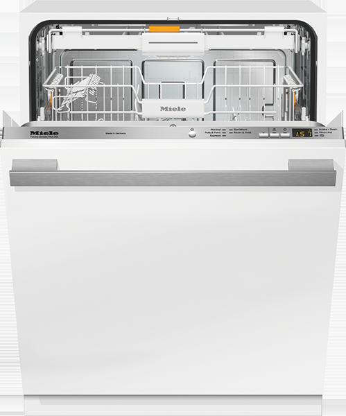 G 4993 SCVi AM Fully-integrated, full-size dishwasher