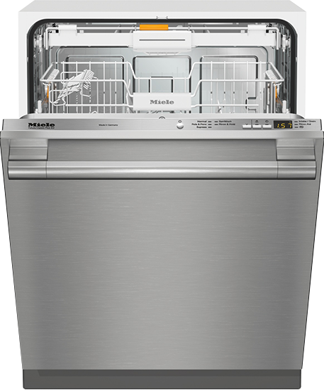G 4998 SCVi SF AM Fully-integrated, full-size dishwasher