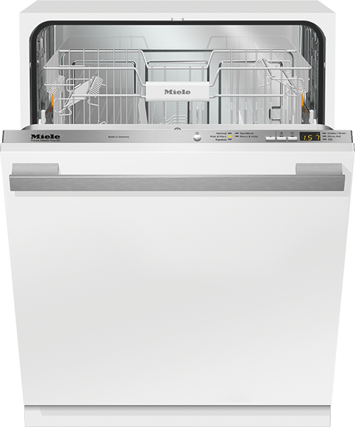 G 4998 Vi AM Fully-integrated, full-size dishwasher