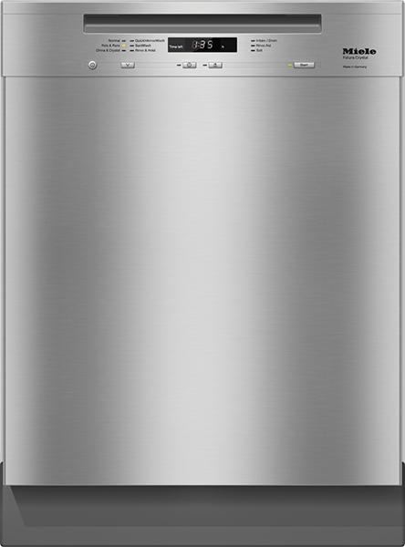 G 6625 SCU AM Pre-finished, full-size dishwasher