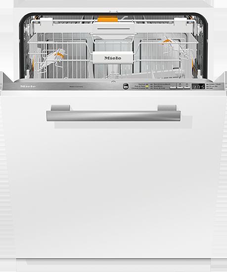 G 6665 SCVi AM Fully-integrated, full-size dishwasher