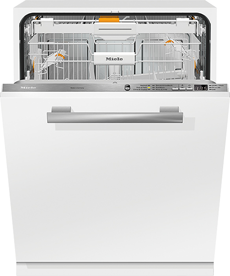 G 6665 SCVi AM Fully-integrated, full-size dishwasher