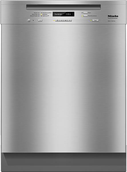 G 6745 SCU AM Pre-finished, full-size dishwasher