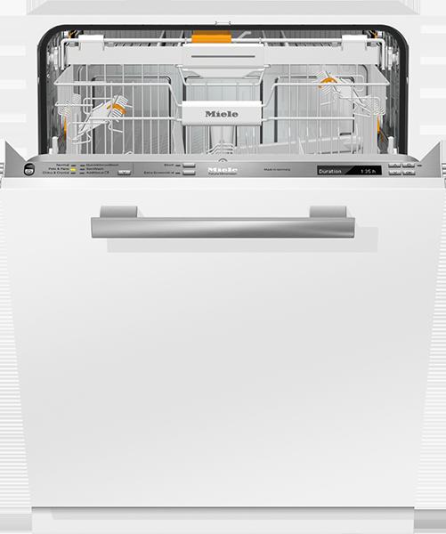 G 6785 SCVi AM Fully-integrated, full-size dishwasher