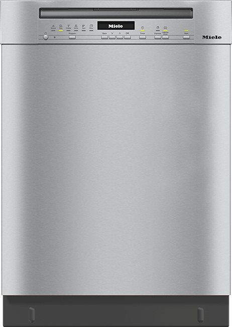 G 7106 SCU Pre-finished, full-size dishwasher