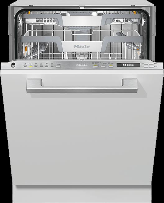 G 7156 SCVi Fully-integrated, full-size dishwasher