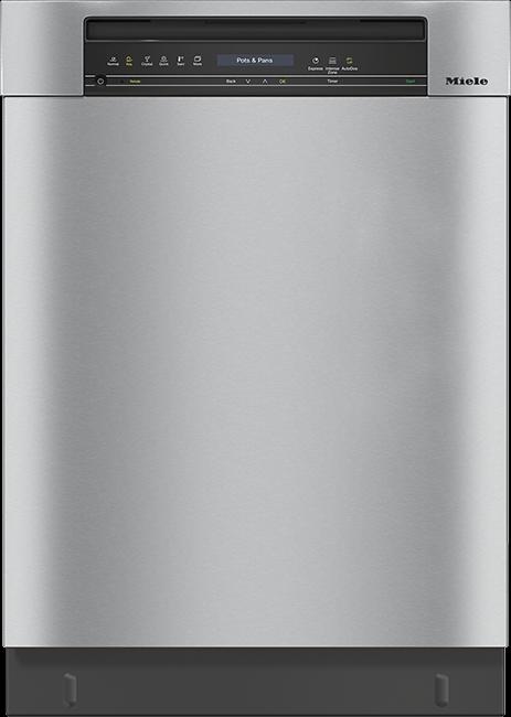 G 7316 SCU Pre-finished, full-size dishwasher