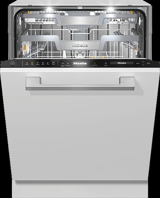 G 7566 SCVi Fully-integrated, full-size dishwasher