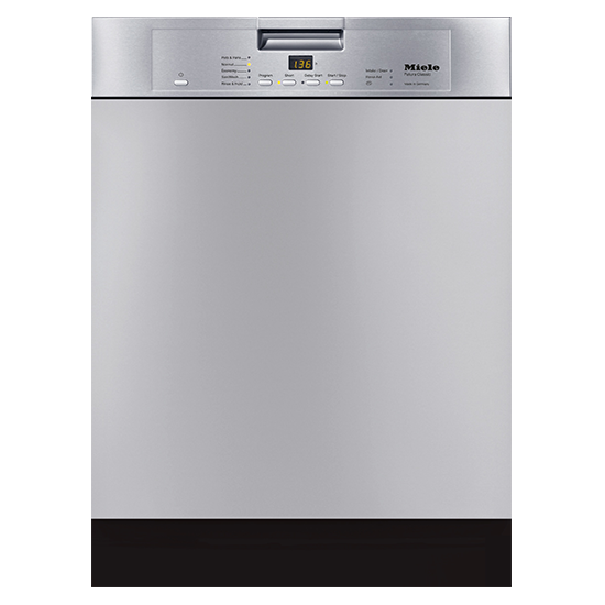 G 4228 SCU AM Pre-finished, full-size dishwasher