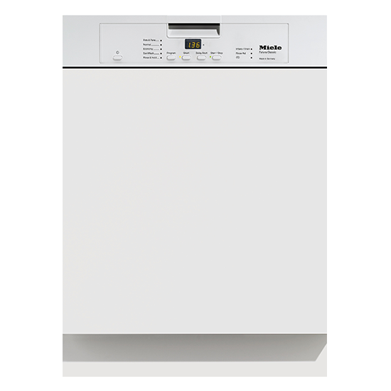 Buy Miele Canada G 4228 SCU White Front Controls – Best Price Guaranteed
