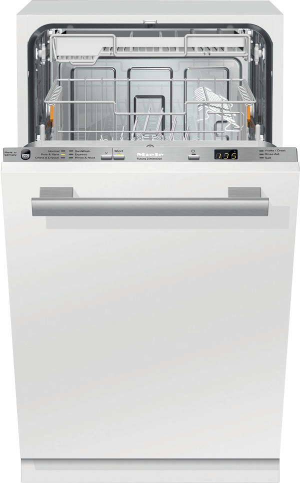 G 4780 SCVi AM Fully-integrated, Slimline dishwasher
