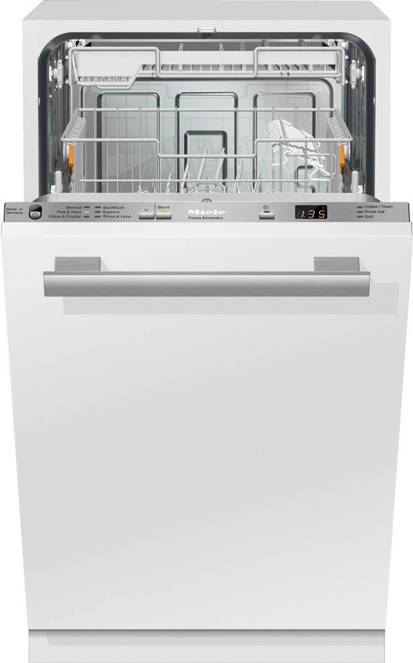 G 4780 SCVi AM Fully-integrated, Slimline dishwasher