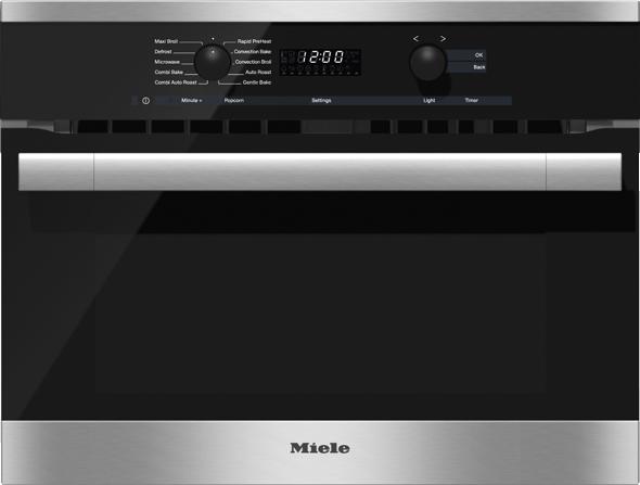 "24"" H 6100 BM ContourLine EasyControl Speed Oven"