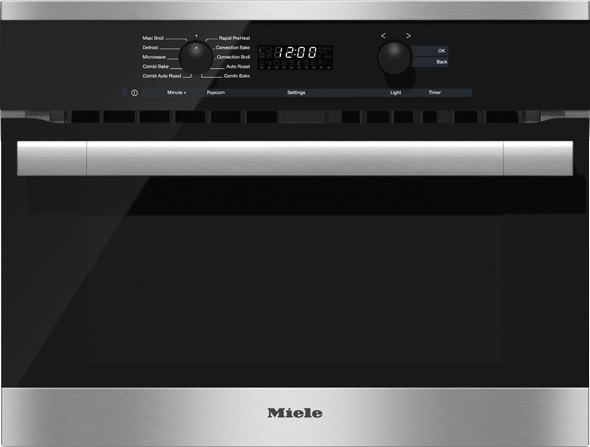 H 6100 BM AM Oven with microwave