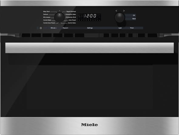 H 6200 BM AM Oven with microwave