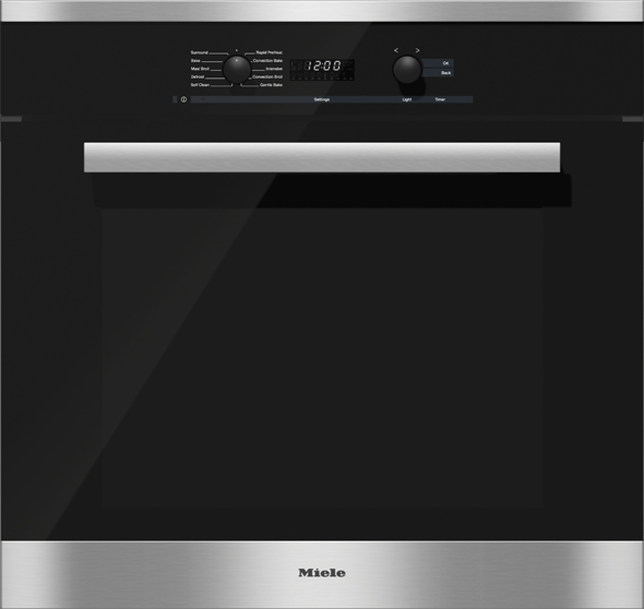 H 6280 BP 30 inch oven