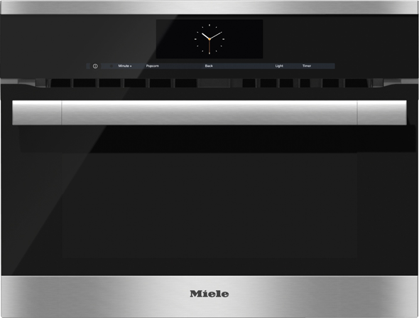 H 6700 BM Oven with microwave