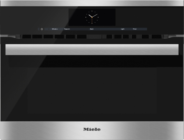 H 6800 BM Oven with microwave