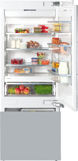 "30"" KF 1803 SF MasterCool Bottom Mount Fridge/Freezer"