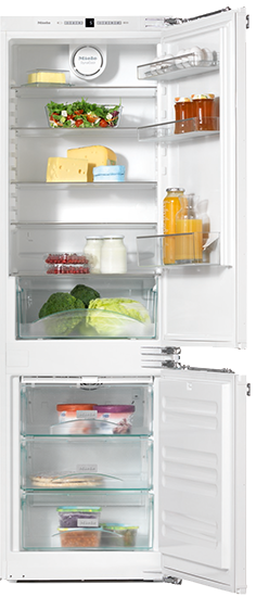 "24"" KFN 37232 iD Built-In Bottom-Mount Fridge/Freezer"