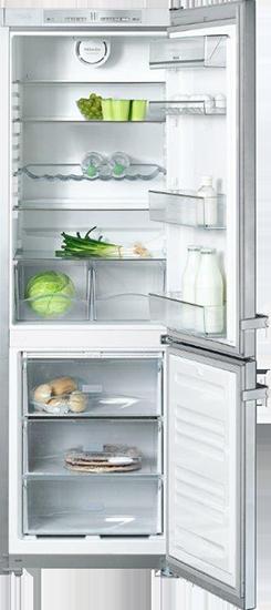 KFN 12823 SD edt/cs-2 Freestanding bottom mount fridge freezer