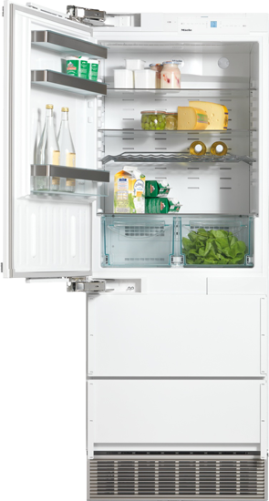 "KFN 9855 iDE 30"" Built-in fridge freezer combination"