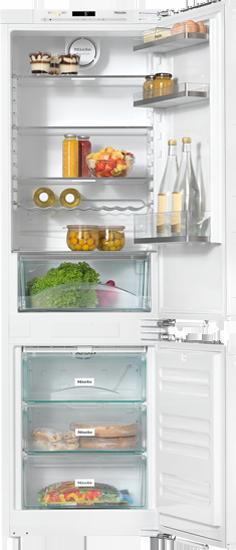 KFNS 37432 iD Built-In fridge-freezer combination