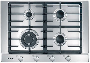 "30"" 4-Burner KM 2030 G Gas Cooktop"