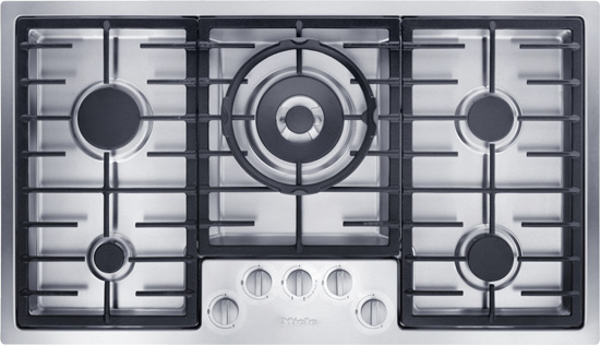 KM 2355 G Gas cooktop
