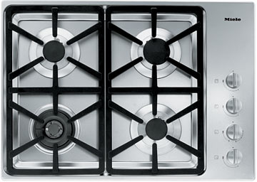 KM 3464 G  Gas Cooktop