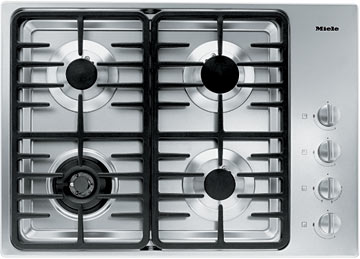 KM 3465 G Gas Cooktop