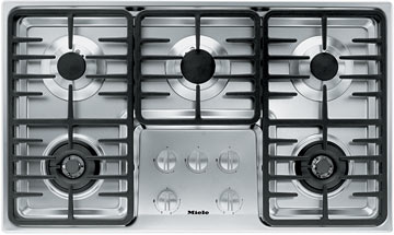 KM 3475 G Gas Cooktop