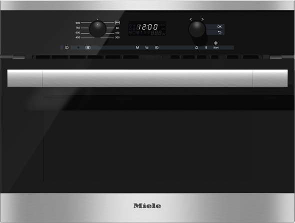 M 6160 TC Built-in microwave oven